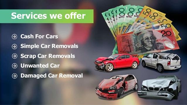 get rid of a scrap car